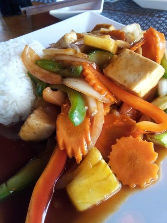 Aroy-Jung: Vegan Lunch Special Number Three