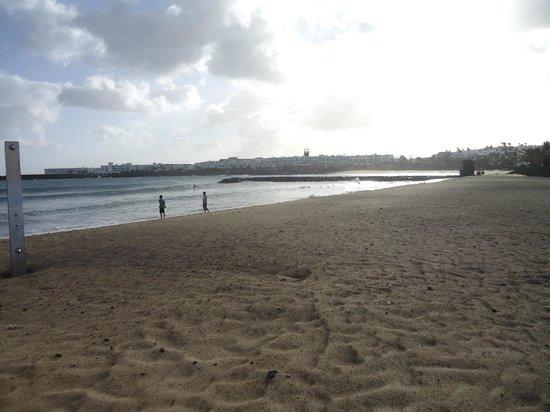 Blue Sea Costa Teguise Gardens : Playa de las cucarachas Costa Teguise