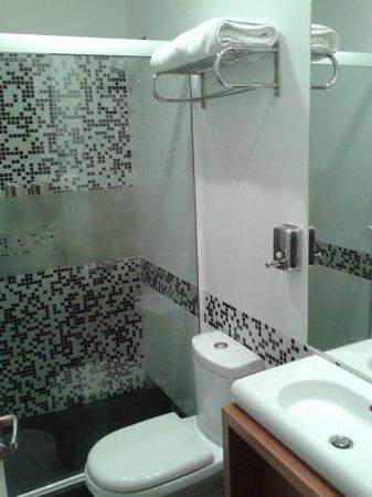 H Rado Hostel : Banheiro do Rado