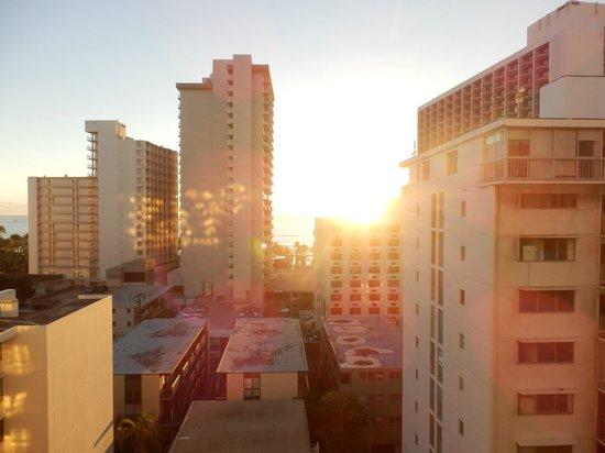 Hyatt Place Waikiki Beach : View