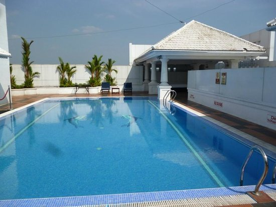 Pool Picture Of Radisson Blu Kochi Ernakulam Tripadvisor