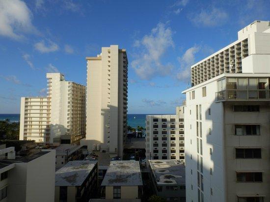 Hyatt Place Waikiki Beach: View