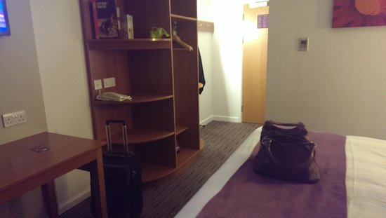Premier Inn Norwich Nelson City Centre Hotel: room