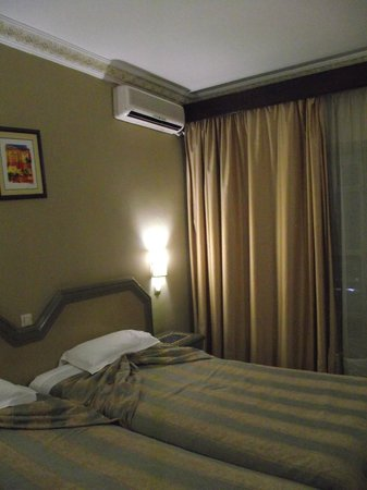 Diwane Hotel : Bed