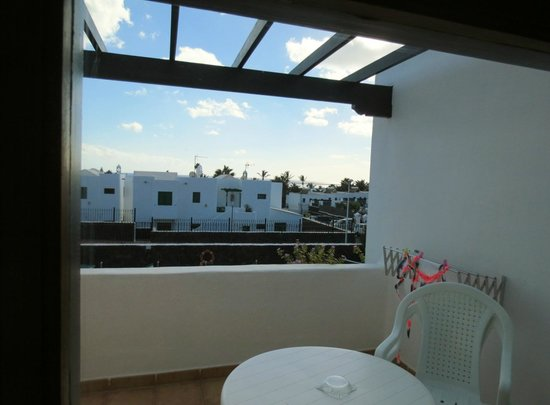 Princesa Ico Apartments: Room balcony