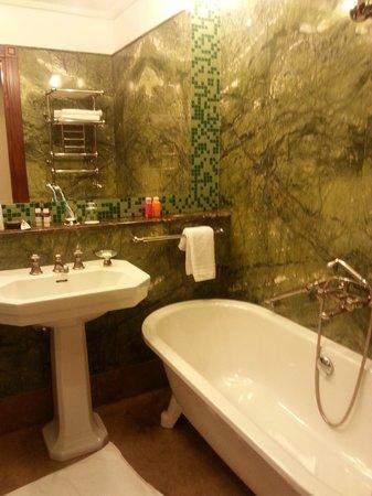 Hotel Rialto: Ванна