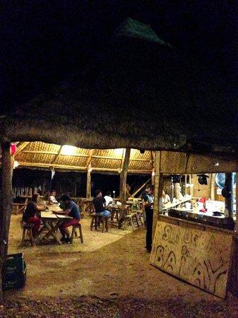Sinugba sa Balay: Entrance
