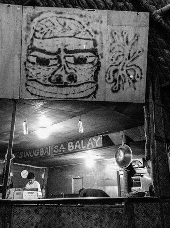 KT's Sinugba Sa Balay: Cool Kitchen Set-up
