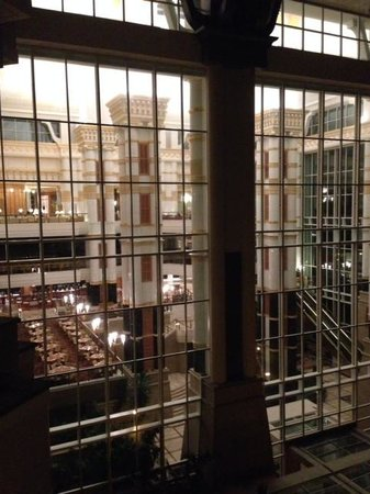 The Empire Hotel & Country Club: Lobby view