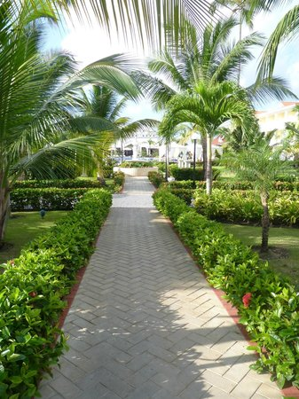 Luxury Bahia Principe Esmeralda Don Pablo Collection : hotel grounds
