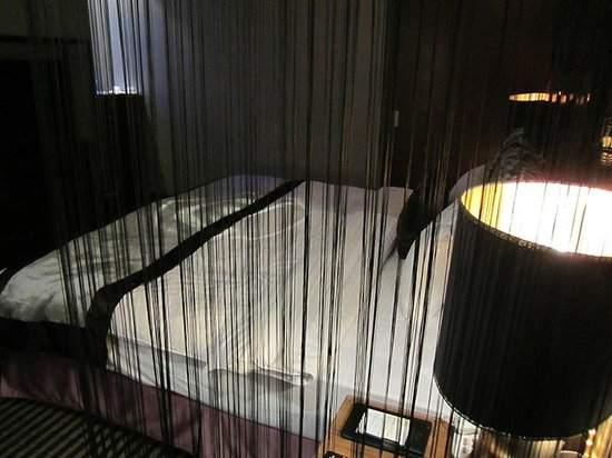 Golden Hot Spring Hotel: View upon entering room