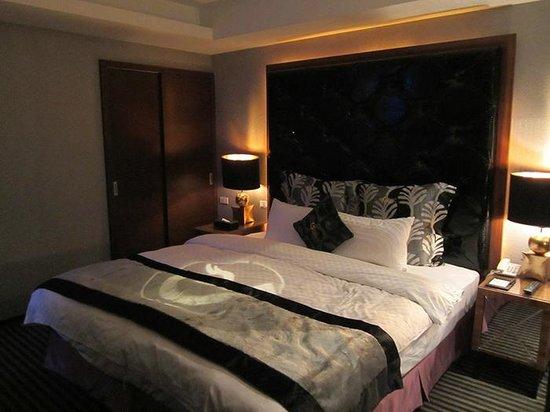 Golden Hot Spring Hotel: Superior Double