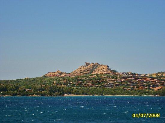 Capo d'Orso: gita in barca