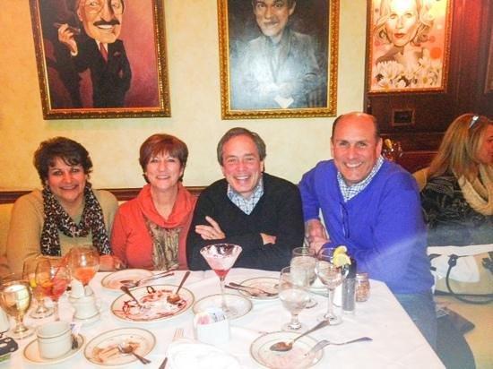 Tony's Di Napoli - Midtown: Tony's before seeing Beautiful