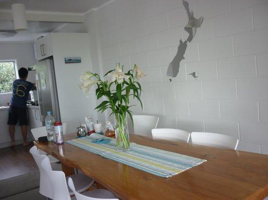 Seabeds: Lovely kitchen