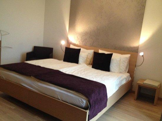 BEST WESTERN PLUS Hotel Speer: Le lit