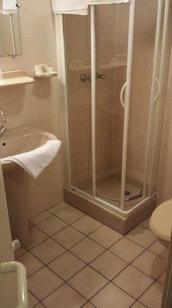 Hotel des Voyageurs : Salle d'eau