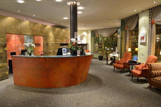 Hotel Interlaken: Lobby