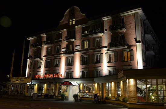 Hotel Interlaken: Night View