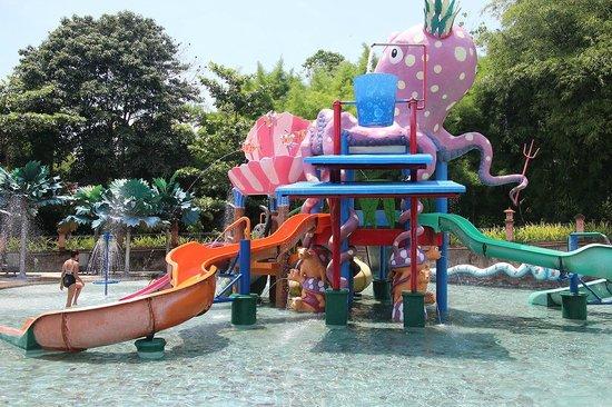 Bali Safari & Marine Park : Water Park