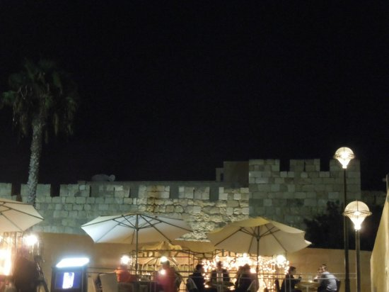 Shalom Israel Day Tours : Night view