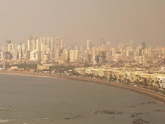 Trident, Nariman Point: Views of the bay