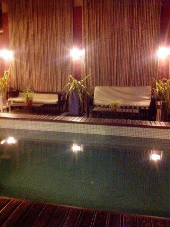 Circus Hostel & Hotel: Muy lindo el patio y la piscina.