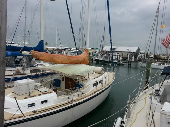 Key West Sailing Adventure: The Obsession