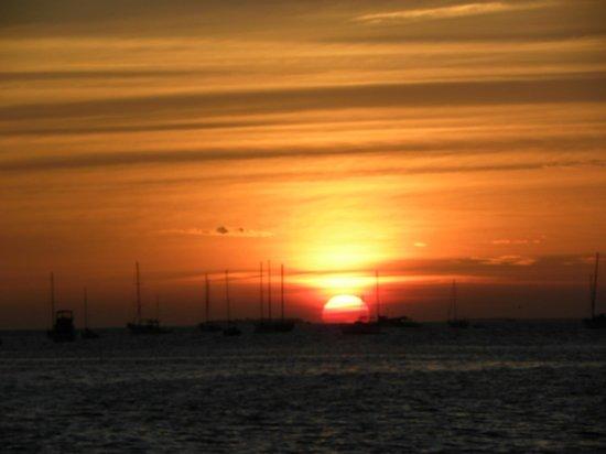 Key West Sailing Adventure: A beautiful sunset