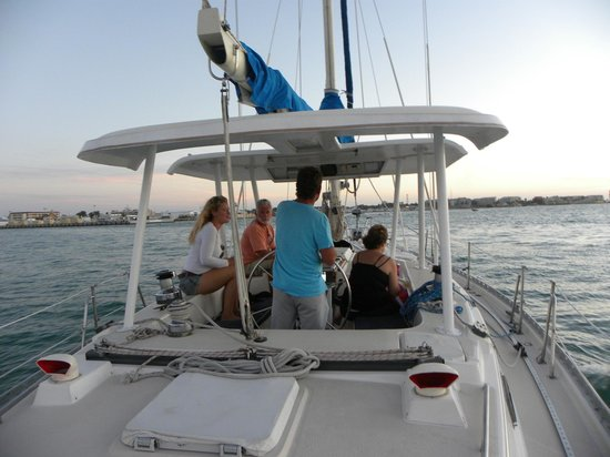 Key West Sailing Adventure: Our sail on The Wild Thing