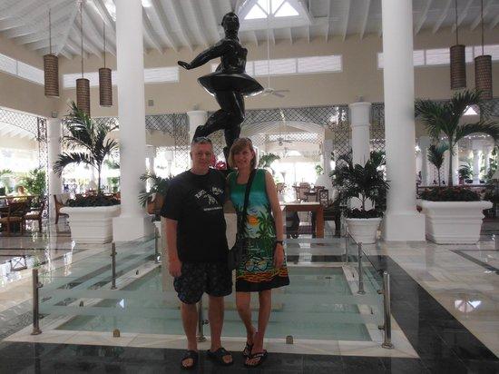 Luxury Bahia Principe Bouganville Don Pablo Collection: main lobby