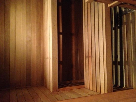 Sunburst Condominiums: Saunas