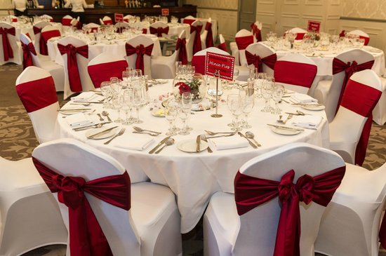 Mottram Hall: St Andrews Suite