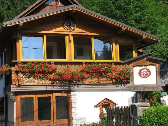 B&B Il Molino: La veranda