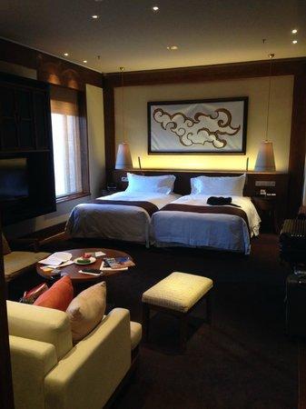 St. Regis Lhasa Resort: Deluxe room