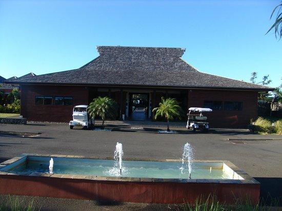 PALM Hotel & Spa: Hoteleingang