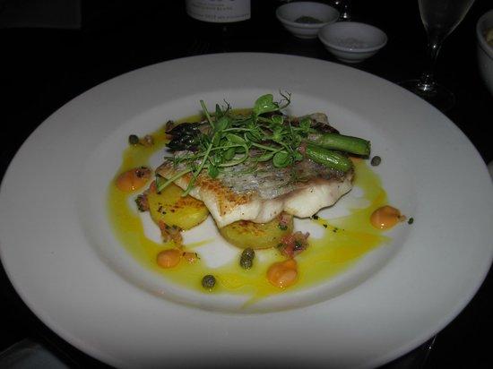 Zibibbo Restaurant & Bar: The Fish Dish