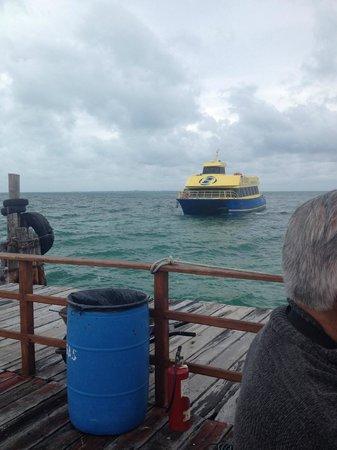 Ultramar : ferry