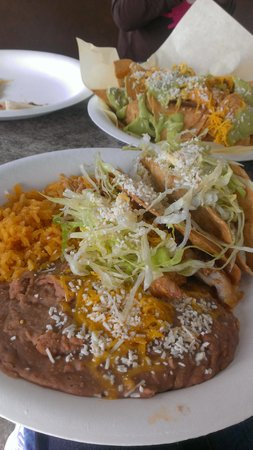 Humberto's Taco Shop: Beef and Chicken Tacos