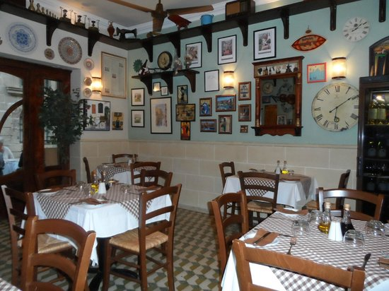 D'office: Restaurant