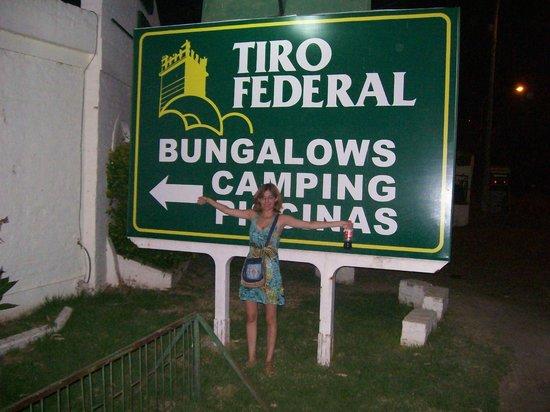 Tiro Federal: puerta
