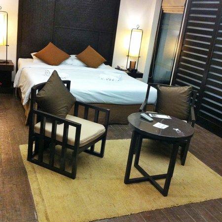 Eurasia Chiang Mai Hotel: Bungalow n*931
