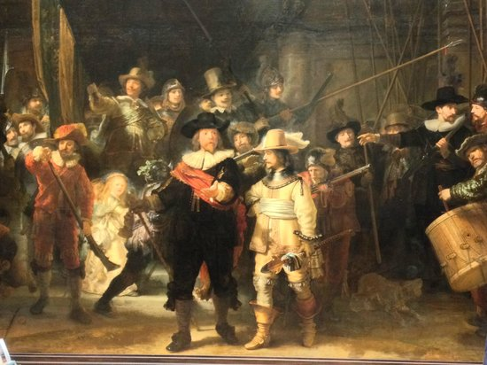 Rijksmuseum: The Nightwatch