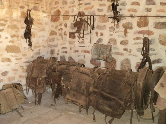 Alice Springs Telegraph Station Historical Reserve : Tack Room