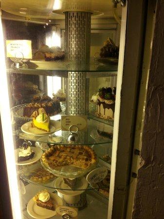 B-Line: dessert