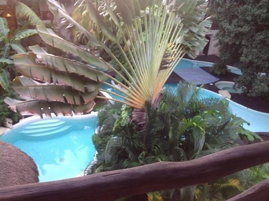 La Tortuga Hotel & Spa: vista stanza 34
