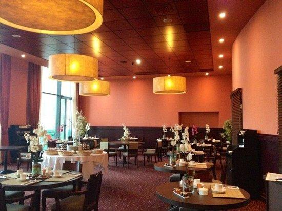 Hotel Pasino : salle du ptit dej