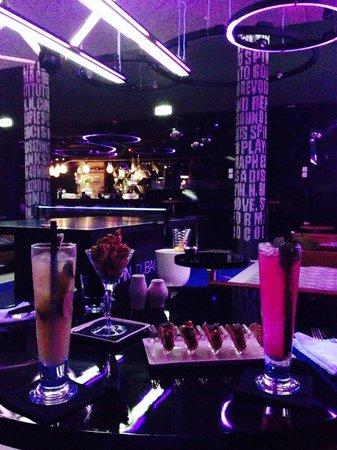 SPiN Dubai Restaurant