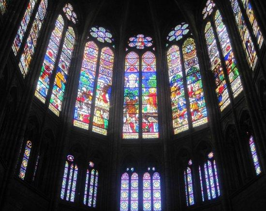 Basilica Cathedral of Saint-Denis: interno