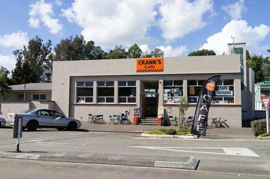 Cranks Cafe : Crank's cafe